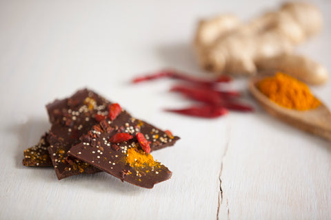 Thai Ginger Bark