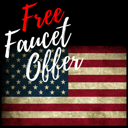 Free Faucet Offer