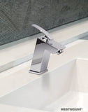 ARABELLA  |  Single Lever, Solid Brass, Bathroom Faucet - Westmount Waterworks