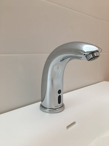 TRACY  |  Touchless, Solid Brass, Bathroom Faucet - Westmount Waterworks