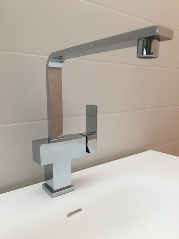 ARIANA  |  Single Lever, Solid Brass, Kitchen Faucet - Westmount Waterworks