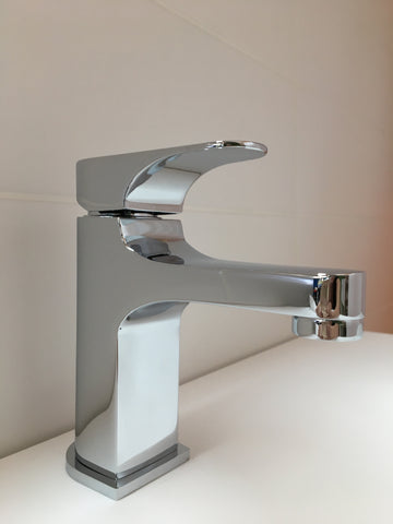 ELAINE  |  Single Lever, Solid Brass,Bathroom Faucet - Westmount Waterworks