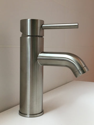 STELICA  |  Single Lever, Solid Brass, Bathroom Faucet - Westmount Waterworks