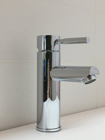 SAMANTHA  |  Single Lever, Solid Brass, Bathroom Faucet - Westmount Waterworks