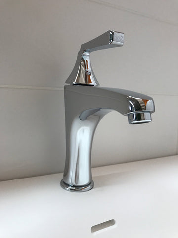 AERYL  |  Single Lever, Solid Brass, Bathroom Faucet - Westmount Waterworks