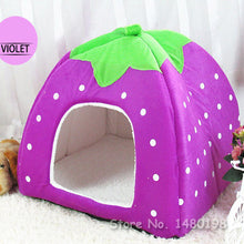 High Quality Cat Bed House Warm Cushion Basket