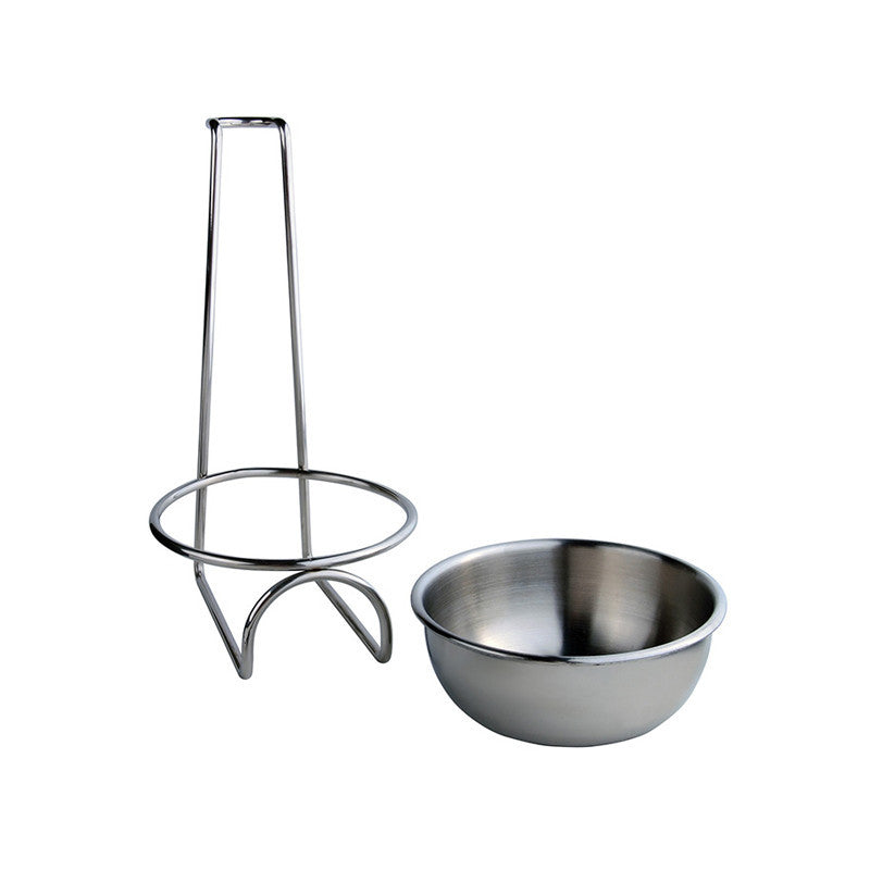 Tanica Ladle Stand Set Besar - Stainless Steel