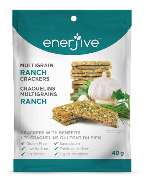 Ranch Multigrain Crisps - Individual Size 12 Pack