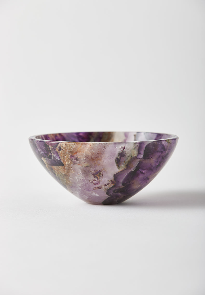 Larger Amethyst Bowl