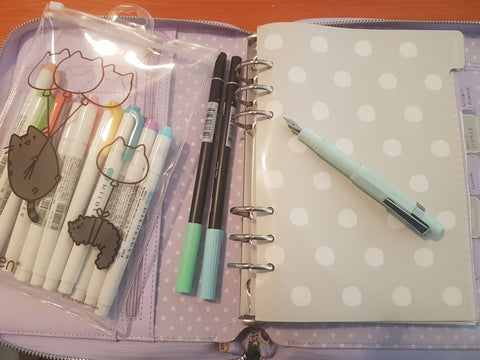 Annette pens Spotlight on a Planner
