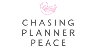 Chasing Planner Peace