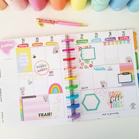 Spotlight on a Planner Nancy November 2020