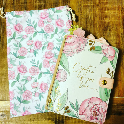 Katie Ferrett Spotlight on a Planner December 2019 Covers