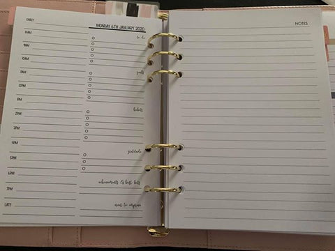 Spotlight on a Planner Nicki February 2020 Planners 3