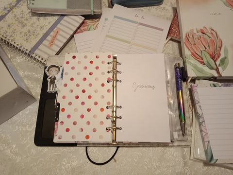 Shannan Phillips The Aromatic Artisan Spotlight on a Planner Image 4