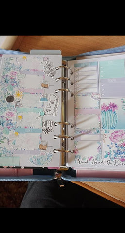 Shannan Phillips The Aromatic Artisan Spotlight on a Planner Image 8