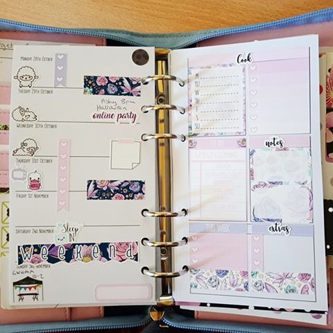 Shannan Phillips The Aromatic Artisan Spotlight on a Planner Image 10