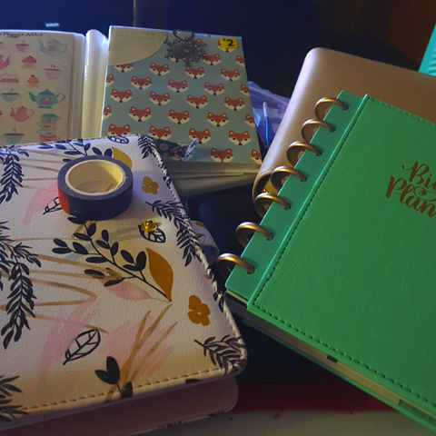 Spotlight on a Planner Sharlene planners