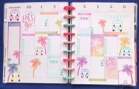 Spotlight on a Planner Kelley Dowling Planner 1