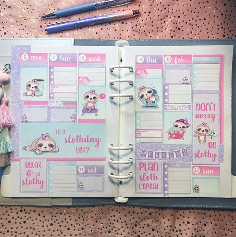 Spotlight on a Planner Kelley Dowling Planner 2