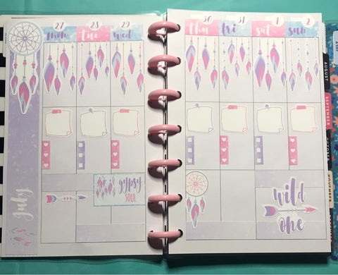 Spotlight on a Planner Kelley Dowling Planner 3