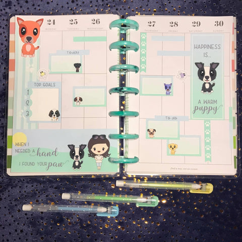Spotlight on a Planner Kelley Dowling Planner 4