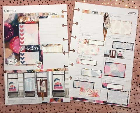 Spotlight on a Planner Kelley Dowling Planner 8