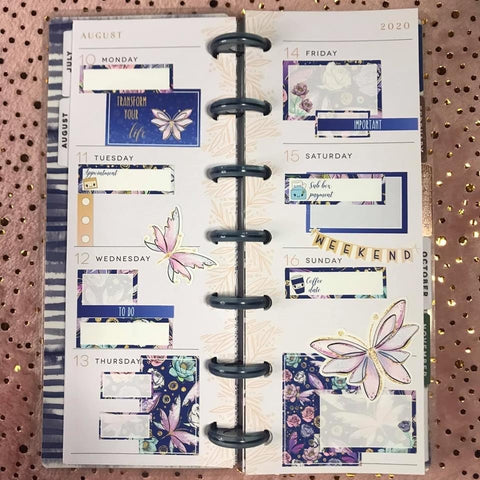 Spotlight on a Planner Kelley Dowling Planner 9