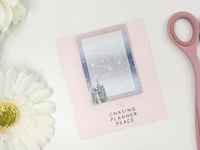 Winter Fairytale Sticky Notes