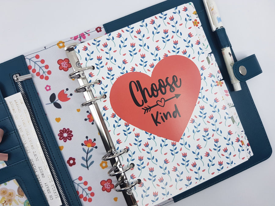Choose Kind Planner Dashboard