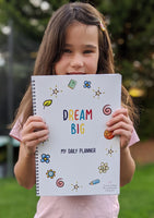 Kids' Daily Planner Notebook