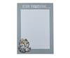 "A5 ""Stay Pawsitive"" Notepad"