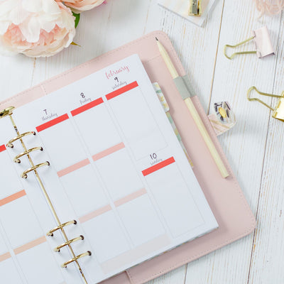 12 Month Bundle - You Choose Planner Cover