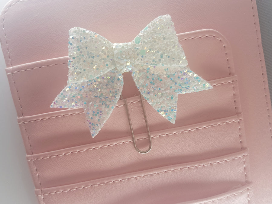 Flurry Bow Clip
