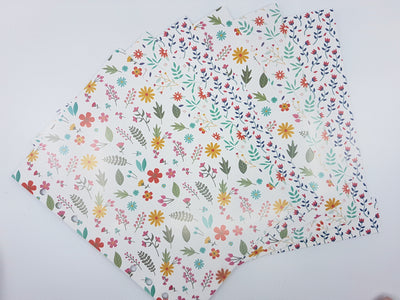 Secret Garden A5 or B6 Dividers