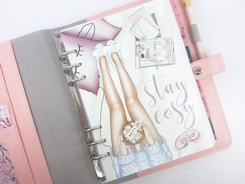 Stay Cosy Planner Dashboard