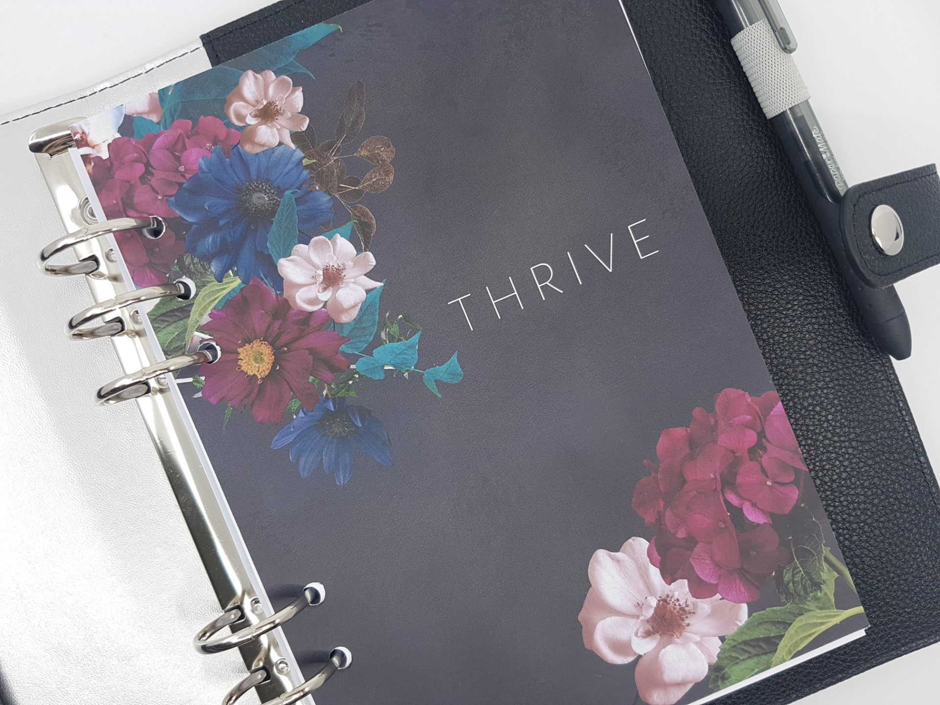 Thrive Planner Dashboard
