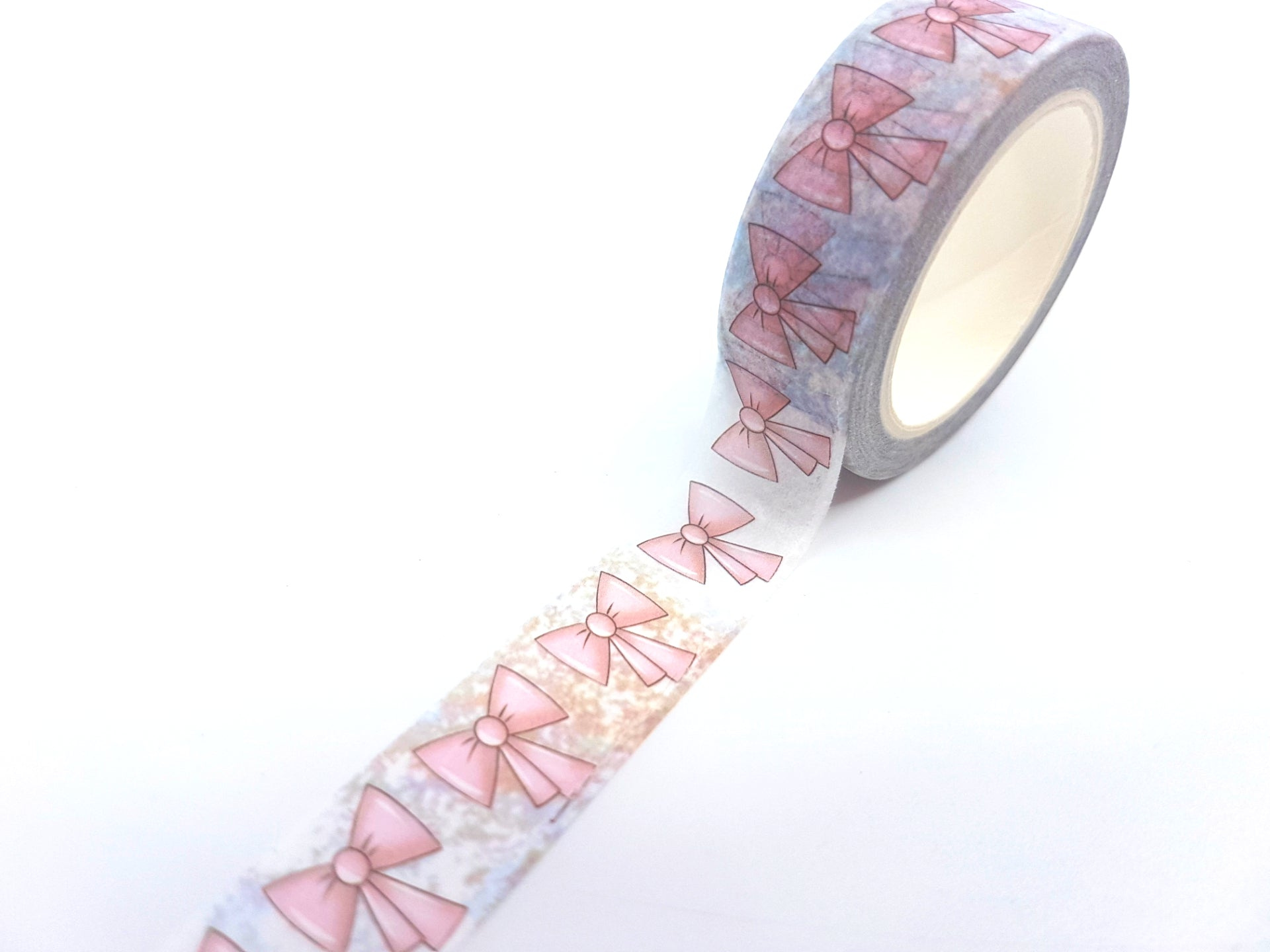 Stay Cosy Bow Washi