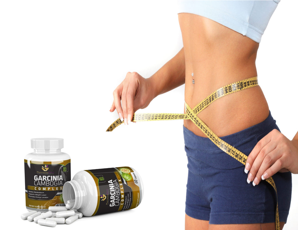 4 Ways Garcinia Cambogia Helps You Safely Lose Weight!!!!