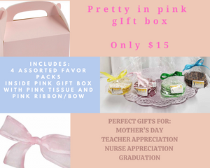 Pretty In Pink Mystery Gift Box