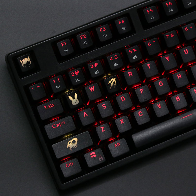[GROUP BUY] OW Gamer Keysets
