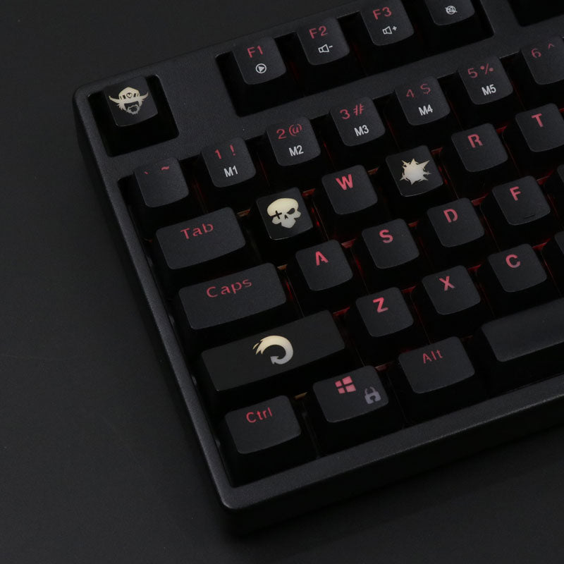 McCree Keyset