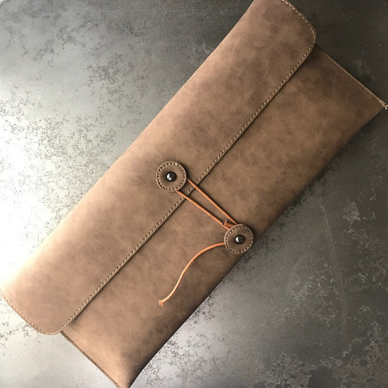 Leather Keyboard Carrying Pouches