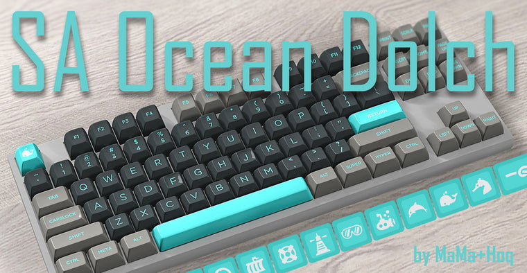 [Group Buy] SP SA Ocean Dolch - Ends June 6, 2017
