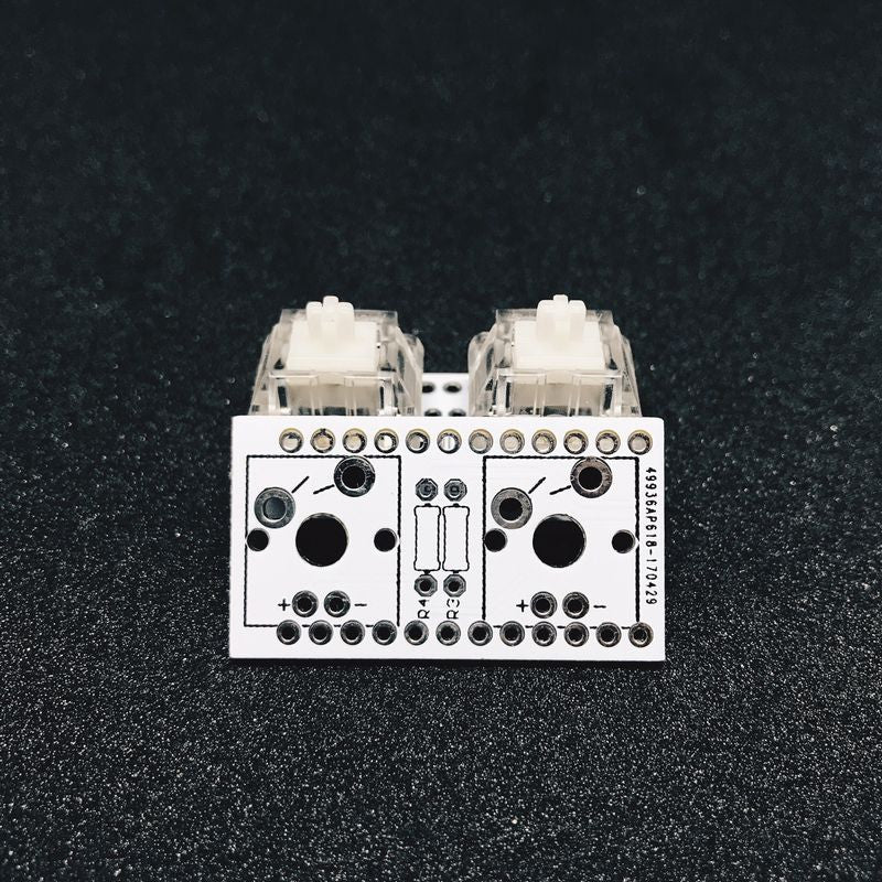 Macropad - 2 Switch PCB