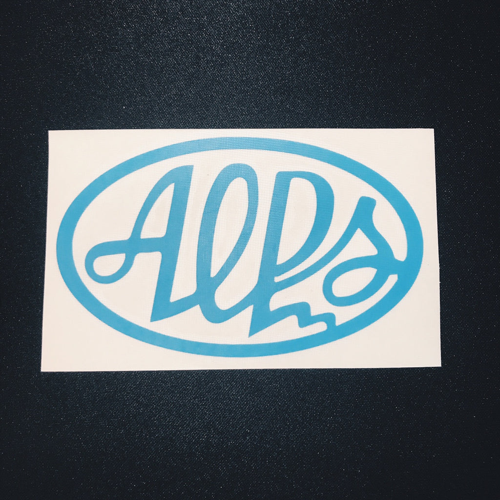 Stickers - ALPS logo