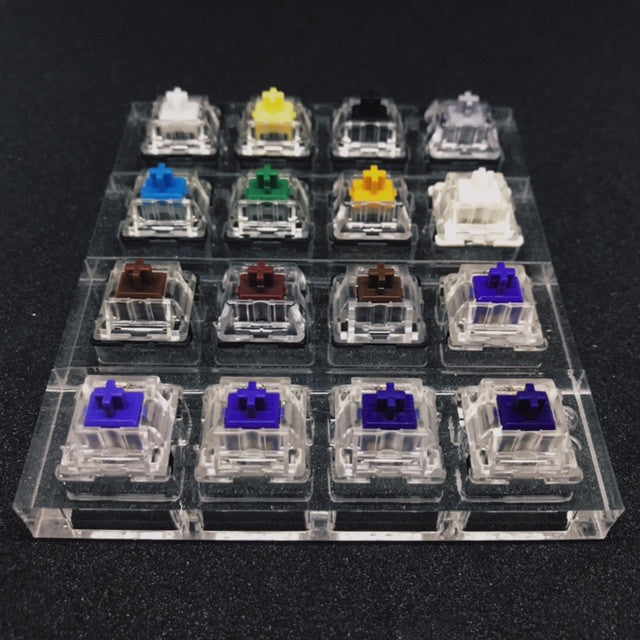 Acrylic Switch Testers with Switch Pack