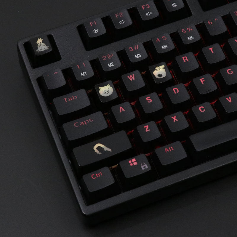 Roadhog Keyset