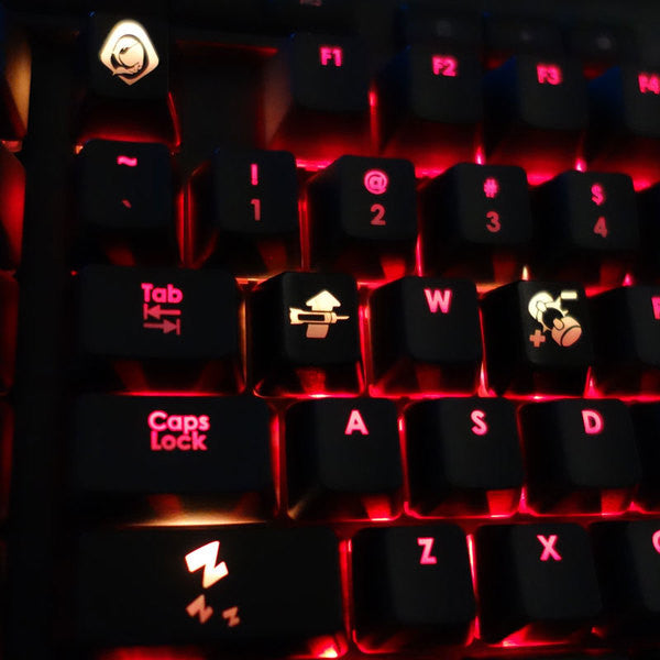 Overwatch Gamer Keysets