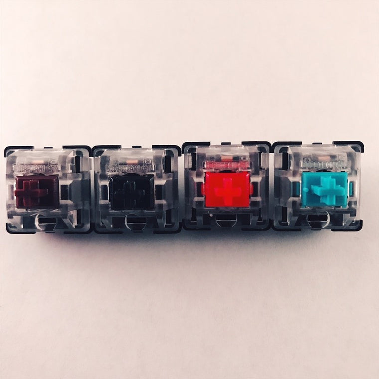 Greetech Switches